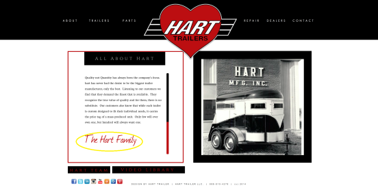 About Hart Family